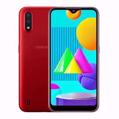 Samsung Galaxy M01 (3 GB/32 GB) Red Colour