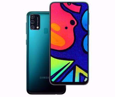 Samsung Galaxy F41 (6 GB/128 GB) Green Colour