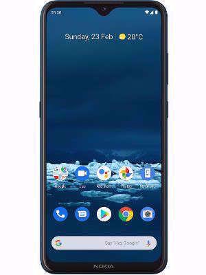 Nokia 5.3 (4 GB/64 GB)  Black Colour
