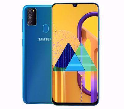 Samsung Galaxy M21 (6 GB/128 GB) Blue Colour