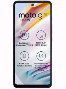 Moto G40 Fusion (4 GB/64 GB)